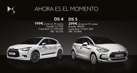 DS4 y DS5