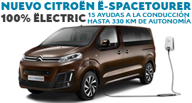 Citroën ë-Spacetourer