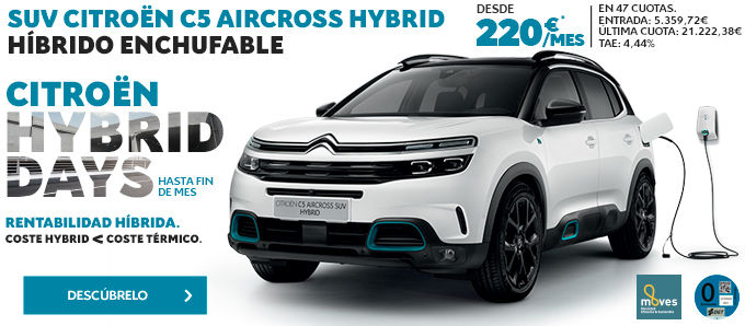 Hybrid Days Citroën